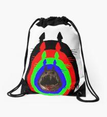 Mindfuck Totoro Drawstring Bag