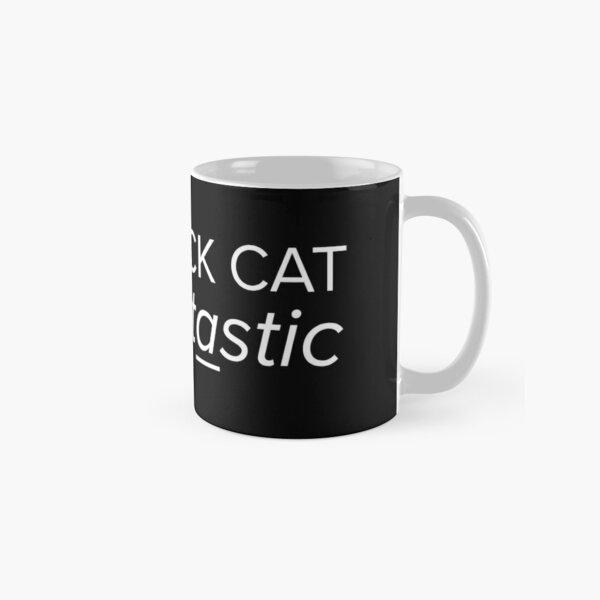BLACK CAT fantastic Classic Mug