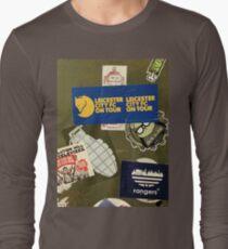 Leicester City on Tour Urban Graffiti Long Sleeve T-Shirt