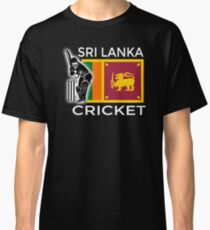 Sri Lanka Cricket Classic T-Shirt
