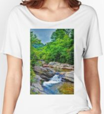 Nature Landscape  Women's Relaxed Fit T-Shirt