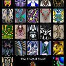 The Fractal Tarot Poster by pelmof
