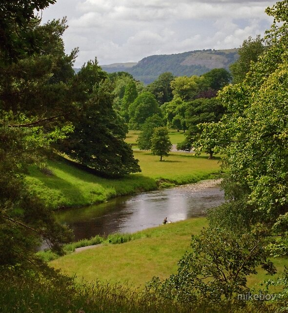 Cumbrian Parkland by mikebov