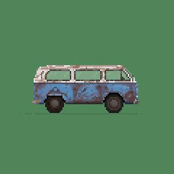 Dharma van by pixelfaces