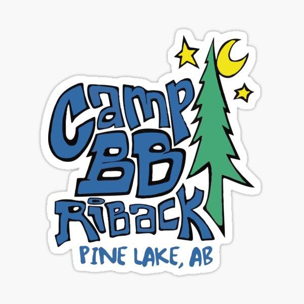 OG Camp BB Logo Sticker
