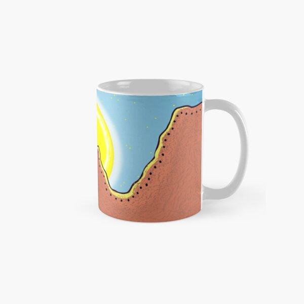 Moonrise Border Classic Mug