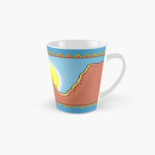 Moonrise Border Tall Mug