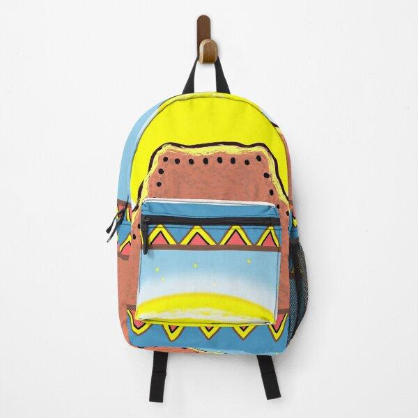 Moonrise Border Backpack