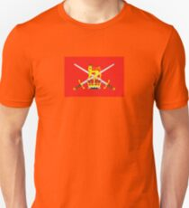 British Army Flag T-Shirt - United Kingdom Reserve Force Sticker Unisex T-Shirt