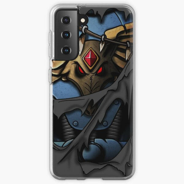 Space Wolves Armure Coque souple Samsung Galaxy
