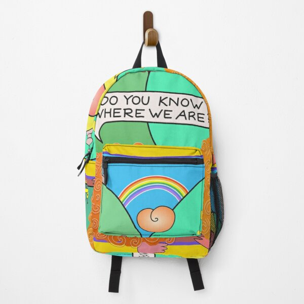 Where We Are Backpack