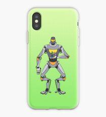 Diya Darzi & His Robot, Frog iPhone Case