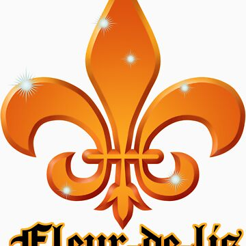 Fleur-de-lis by kuuma
