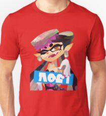 Splatfest Team Callie v.4 Unisex T-Shirt