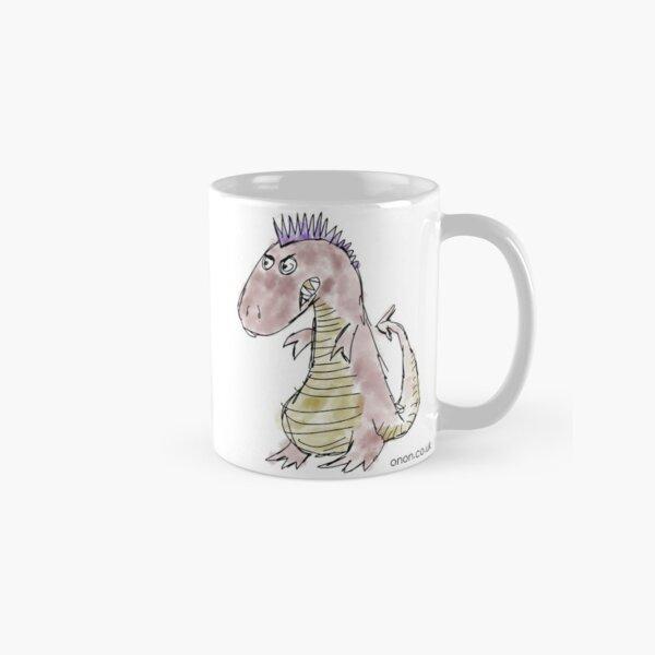 Dinosaur Pair1 Classic Mug