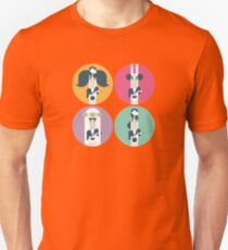 Frank Zappa (portrait) Unisex T-Shirt