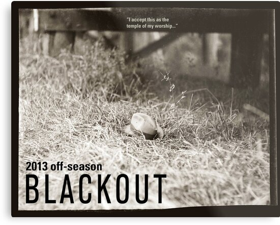 "BLACKOUT Off-Season 2013 ""I accept this…"" by BLACKOUTsafety"