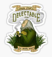 Iroh's Delectable Tea Sticker