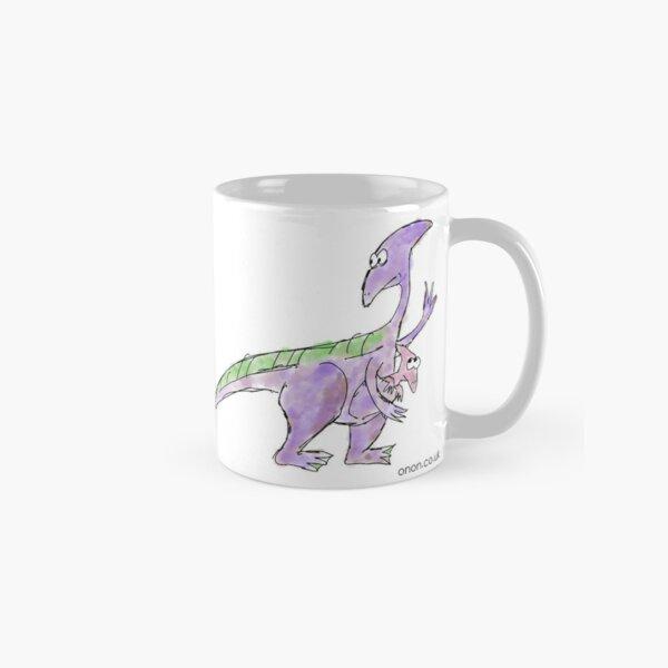 Dinosaur Pair6 Classic Mug