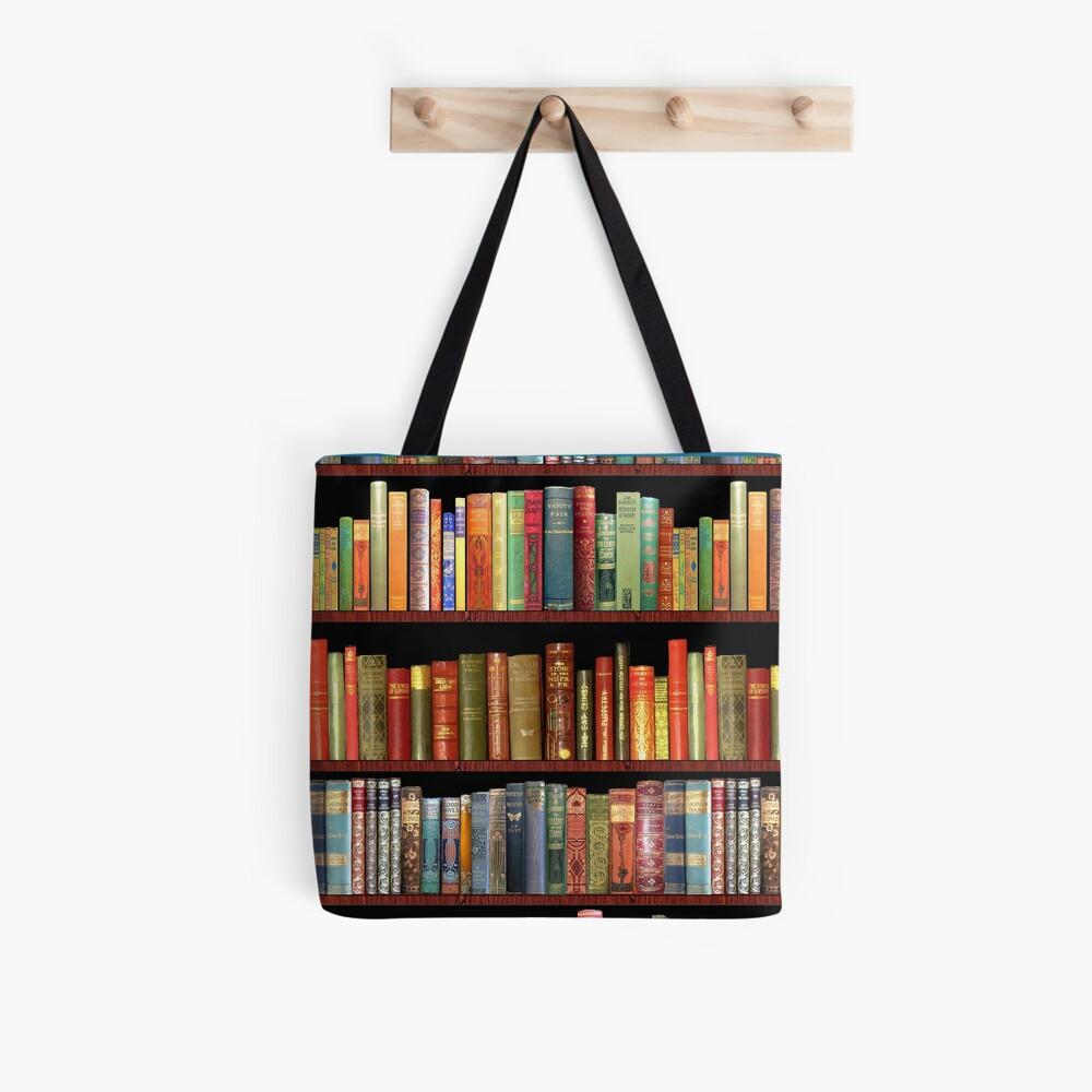 Jane austen antique books, British antique books Tote Bag