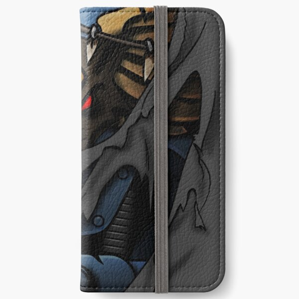 Space Wolves Armor iPhone Wallet