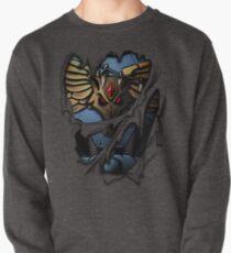 Raumwölfe Rüstung Sweatshirt