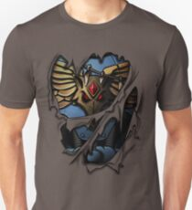 Space Wolves Armor Unisex T-Shirt