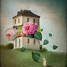 House of Flowers by Catrin Welz-Stein