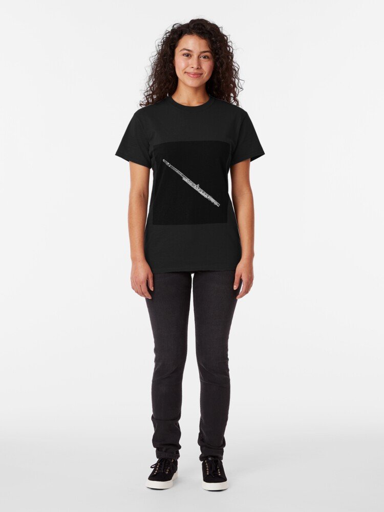 Alternate view of Flute Classic T-Shirt