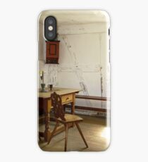 Colonial Dining Room iPhone Case/Skin