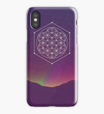 Flower Of Life  iPhone Case