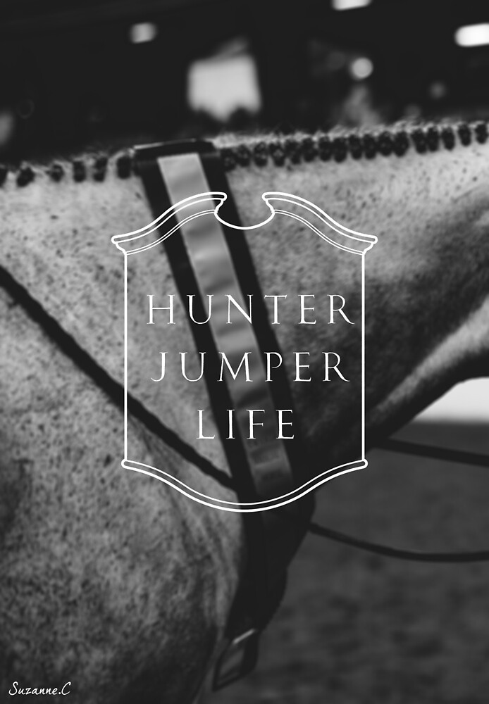 Hunter Jumper Life by Suzanne Charette
