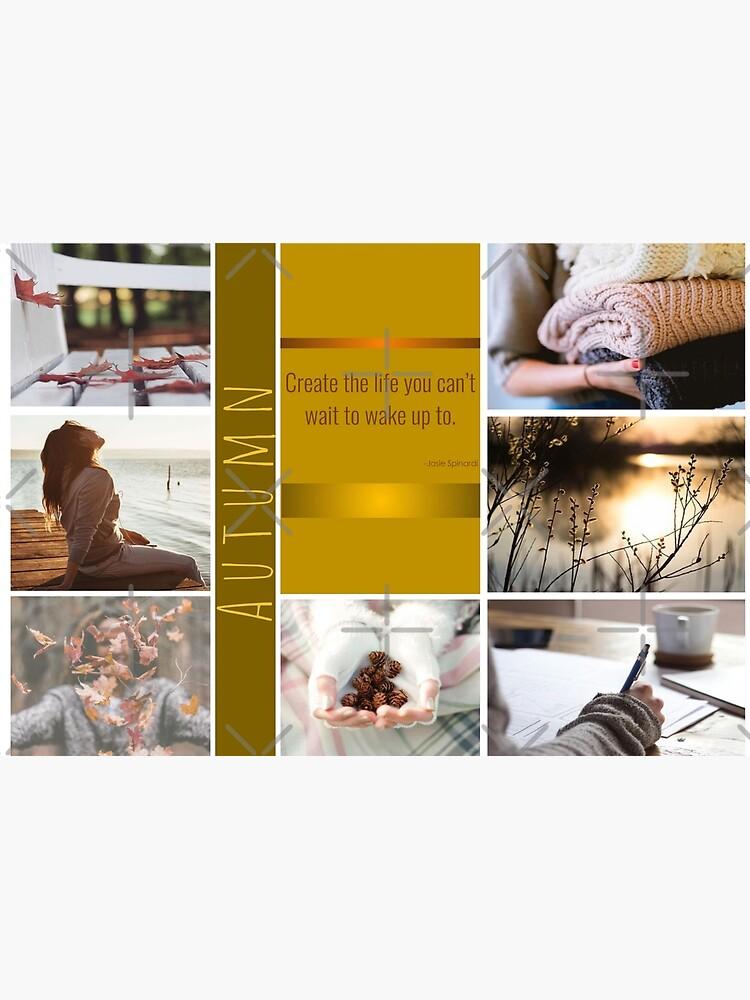 Autumn. Soul Snapshot by Jody Pear Designs. by jodypeardesigns