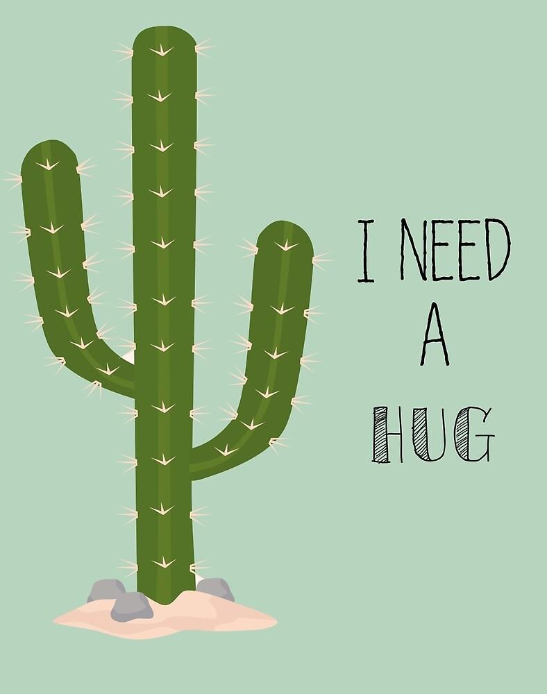 Cactus, Hug me by kahfagundes