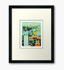 Floripa | Brazil Framed Print