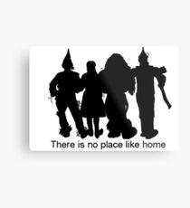 The Wizard of Oz Metal Print
