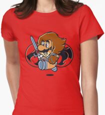 Lion-Ooki Women's Fitted T-Shirt