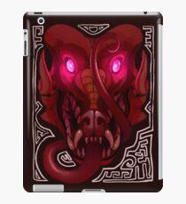 Pink-Eyed Dragon iPad Case/Skin