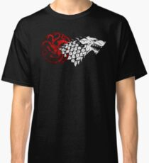 The White Wolf  Classic T-Shirt