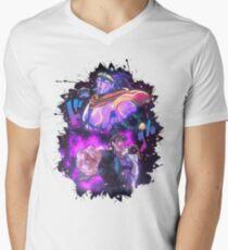 *LIMITED* Jojo's Bizarre Adventure - Jotaro Men's V-Neck T-Shirt