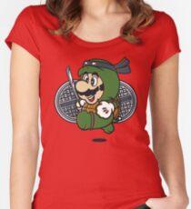 Ninjooki Women's Fitted Scoop T-Shirt