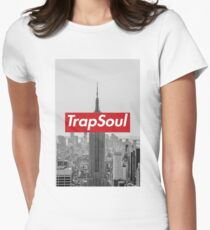ESB: TrapSoul Women's Fitted T-Shirt