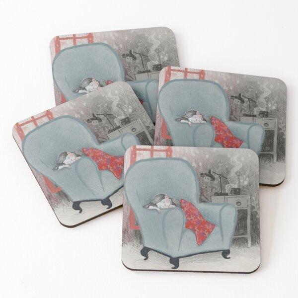 Dreams Coasters (Set of 4)