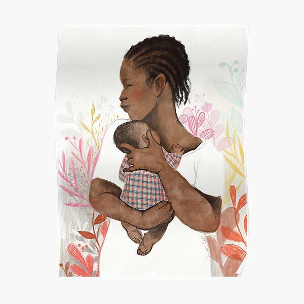 Black Mama Love Poster