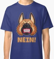 Doggy Says No Classic T-Shirt