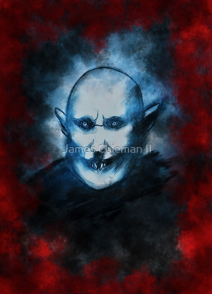 Barlow from Salem's Lot by James Coleman II