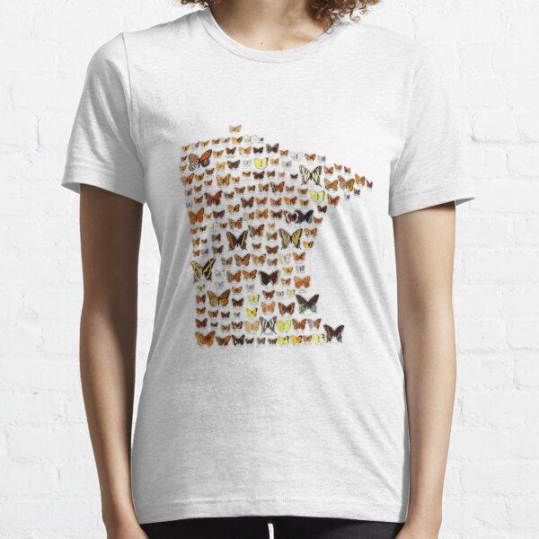 Minnesota Butterflies Essential T-Shirt