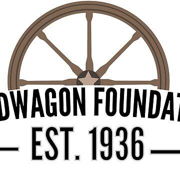 Speedwagon Foundation by LoaMoa