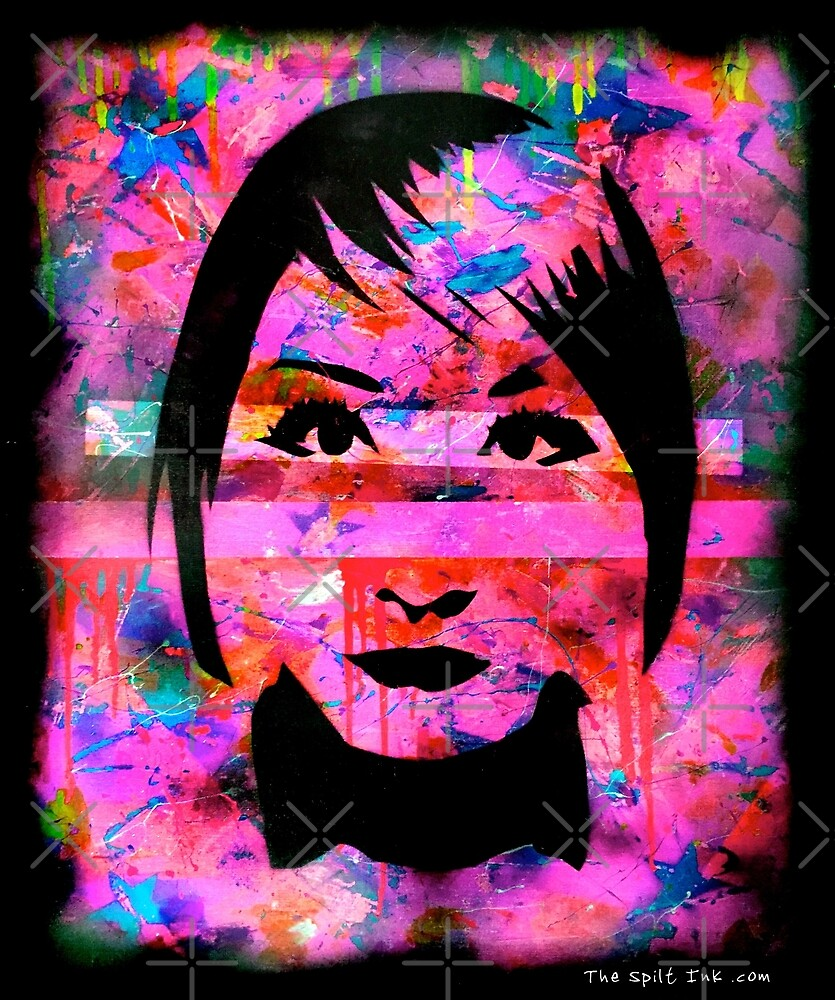 EYES WIDE OPEN... (3of4) by The Spilt Ink by thespiltink