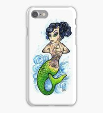Crash Mermaid iPhone Case/Skin